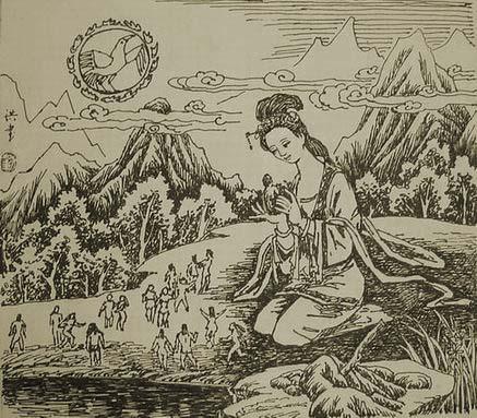 關於神話女媧造人不只中國 世界各國基本都一樣 不信你來看 - 每日頭條