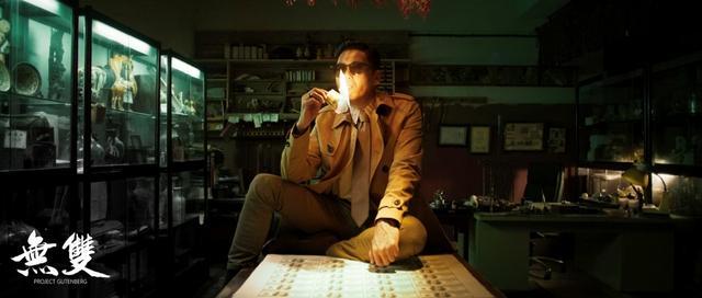 《無雙》:沒有炒冷飯,只有真假難辨的人物劇情,這電影「真香」 - 每日頭條