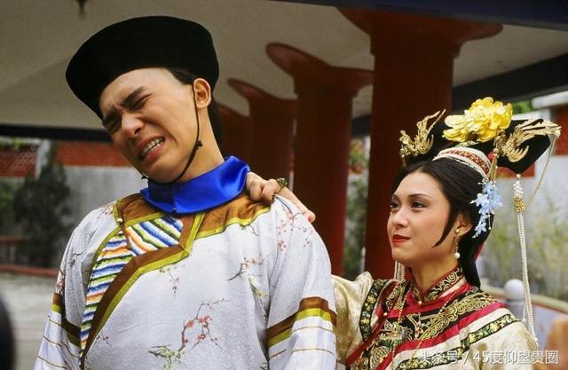 最符合金庸原著的韋小寶和最丑阿珂合成一部不可代替的《鹿鼎記》 - 每日頭條