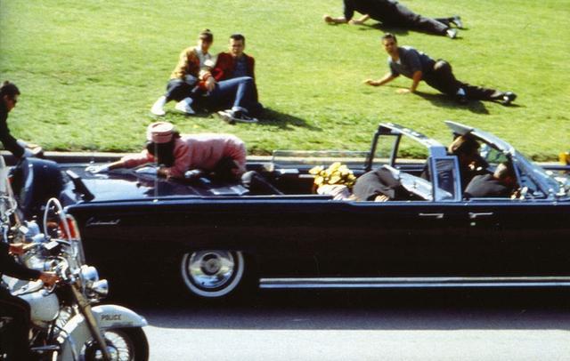 美國第一大陰謀:誰是刺殺甘迺迪的幕後黑手? - 每日頭條