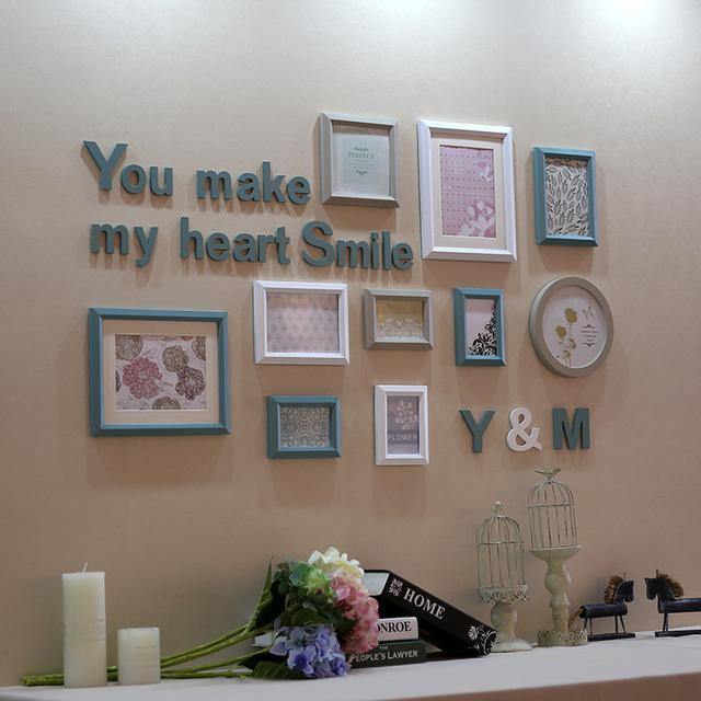 照片牆是最好的牆壁裝飾了,又漂亮又有紀念意義 - 每日頭條