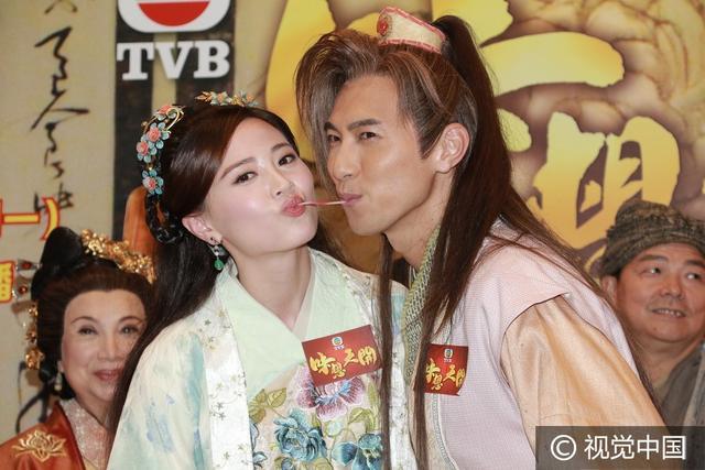 蔡思貝《味想天開》與洪永城玩親親 朱晨麗古裝驚艷全場顯清純 - 每日頭條