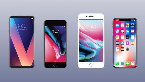 規格參數對比:LG V30 vs iPhone 8/8 Plus vs iPhone X - 每日頭條