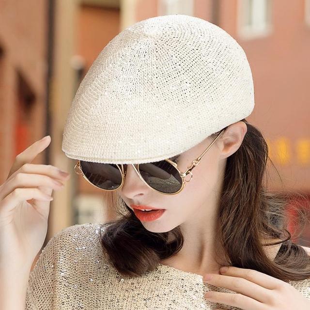看臉型選帽子:不僅臉小了,而且更時尚了! - 每日頭條