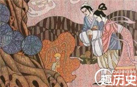 董永傳說是中國古代四大愛情傳奇之一嗎 - 每日頭條