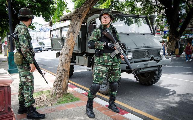 泰國王室與軍事政變扯不清理還亂的關係 - 每日頭條