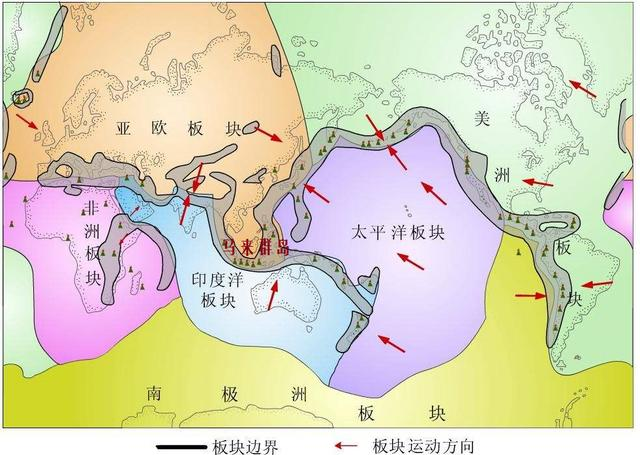 世界上最大的群島:位於東南亞的馬來群島。島嶼總數超過2萬多個 - 每日頭條