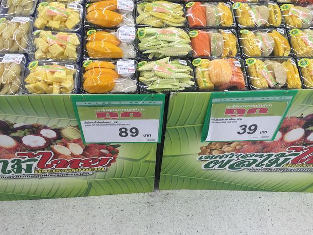 泰國物價大揭秘第二波 - 每日頭條