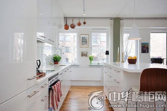 「二」字型廚房設計 讓生活不二 - 每日頭條