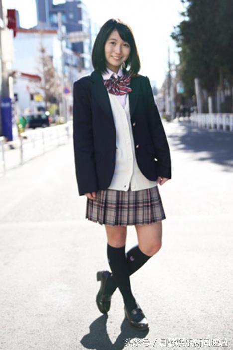 日本第一「校服女神」出爐散發高中少女魅力 - 每日頭條