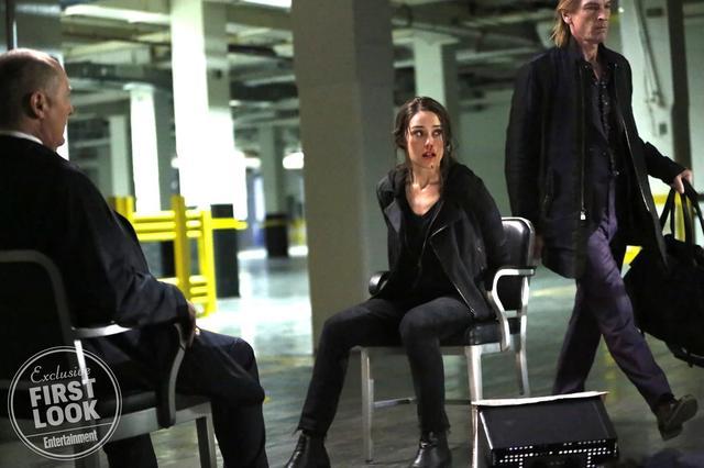 《黑名單》第五季大結局劇照搶先看 季終揭曉秘密有意外反轉 - 每日頭條