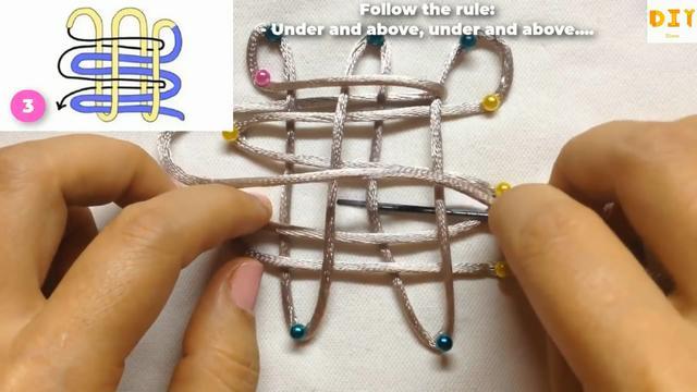 手工繩編中國結,簡單又漂亮,只需要幾招,就能學會(圖解) - 每日頭條