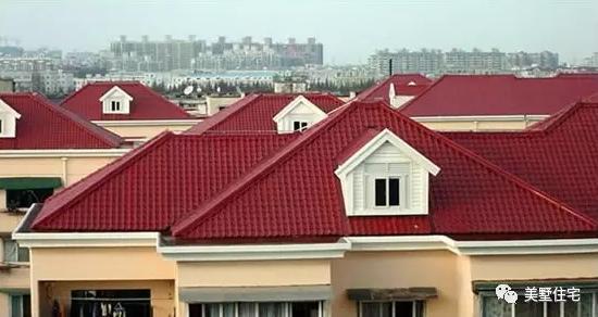 農村自建房10種常見屋面瓦。看看你家用的是哪種? - 每日頭條