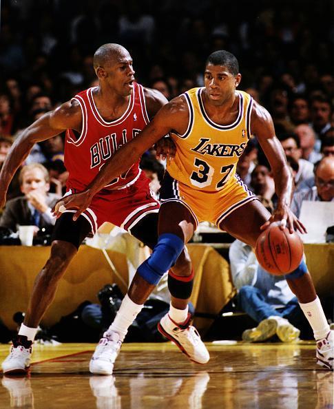 細數籃球之神的職業生涯 - 每日頭條