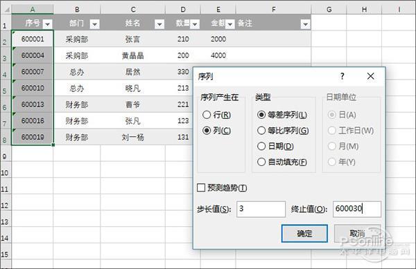 為何Excel序號這麼煩,Excel中關於序號的那些事 - 每日頭條
