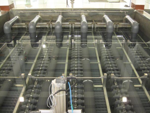 MBR膜生物反應器的技術參數,優點用途與特點分析 - 每日頭條