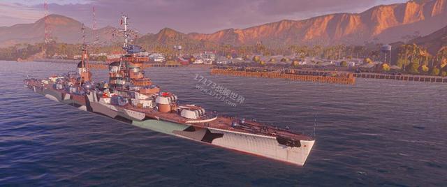 戰艦世界 提督氪金首選十大王牌戰艦 - 每日頭條
