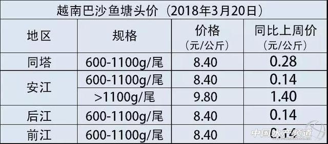 越南巴沙魚價35000越南盾/公斤!中國養殖戶不淡定了 - 每日頭條