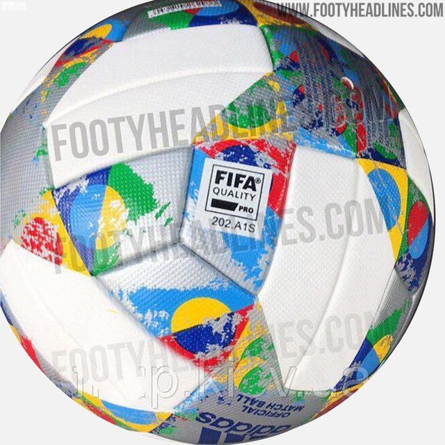 阿迪達斯推出歐洲國家聯賽比賽用球 - 每日頭條