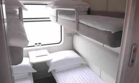 火車上的軟臥和硬臥有什麼區別? - 每日頭條