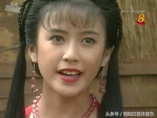新加坡電視劇美女明星 - 每日頭條
