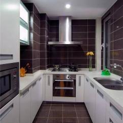 Kitchen Cabinets Ri Extractor Hood 厨房小就把电器装厨柜里 整齐大方好漂亮 每日头条 2