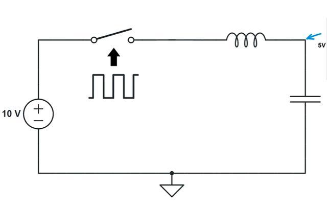 趁熱打鐵:Buck電路是怎樣將電壓降下來的? - 每日頭條