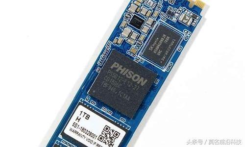 群聯Phison量產PS5012-E12控制器,有20多種新SSD即將上市 - 每日頭條