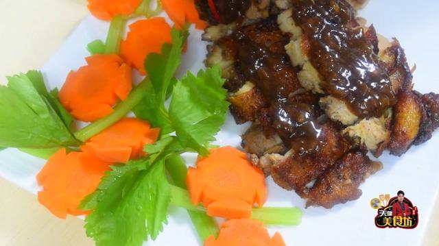 黑椒雞扒的新吃法,簡單美味又饞人,好吃極了 - 每日頭條