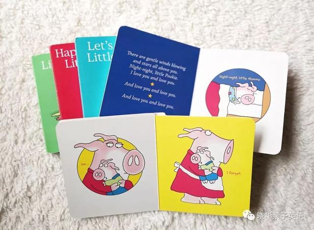 溫暖有趣的豬豬寶貝故事。簡單押韻的英語啟蒙繪本!每個家庭都值得擁有! - 每日頭條