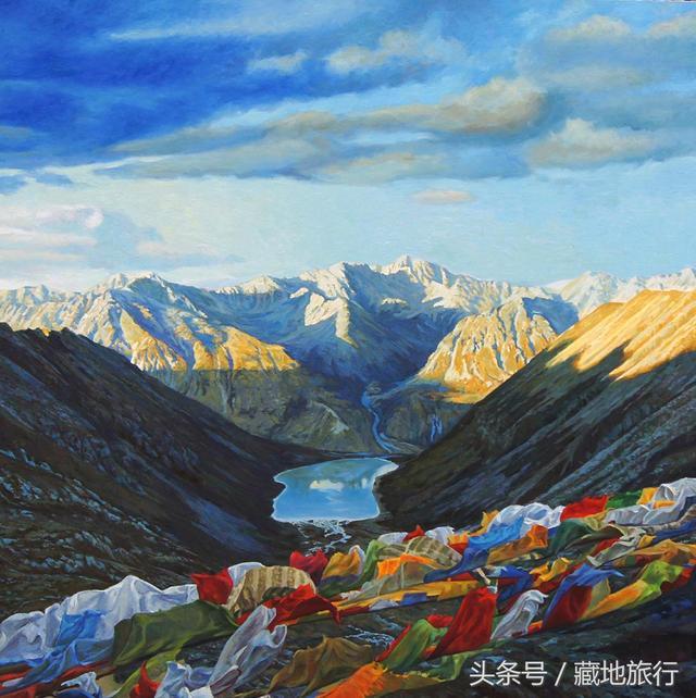 西藏的這個湖不在三大聖湖之列,每世達賴喇嘛卻為什麼必要朝拜它 - 每日頭條