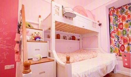 有女兒。就給她設計好看的房間。少女心都爆棚了 - 每日頭條