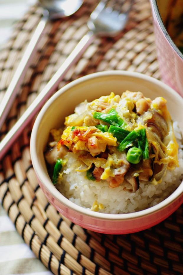 濃郁溫和美味---親子丼(日式親子飯)的做法 - 每日頭條