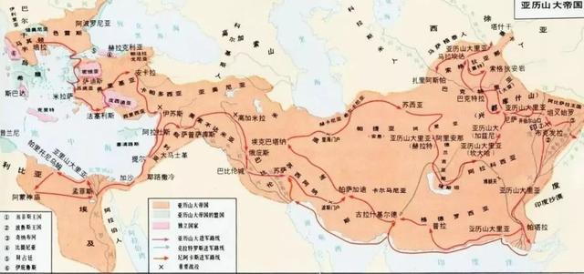 帝國遺民:馬其頓帝國的亞洲希臘殖民者後裔 - 每日頭條