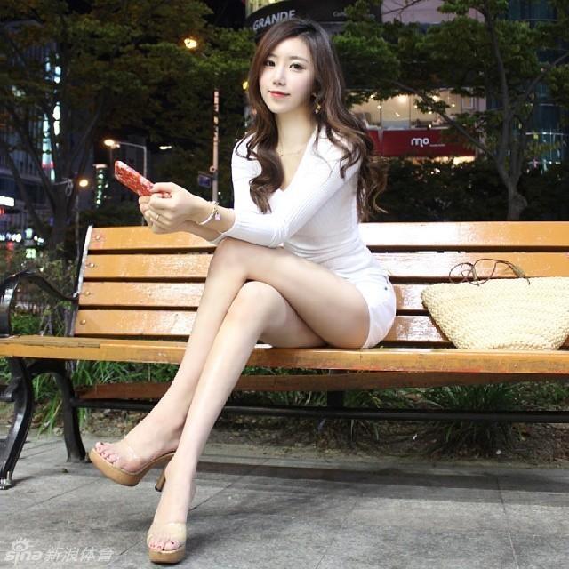 韓國最美體育老師藝正花私照性感 - 每日頭條