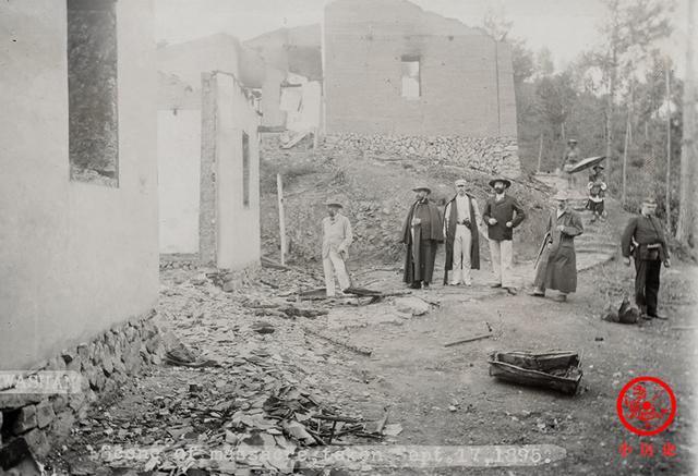 老照片:1895年「古田教案」全記錄 場面難得一見 - 每日頭條