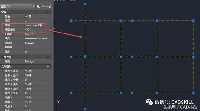 為什麼CAD虛線無論怎麼調整比例都顯示成實線? - 每日頭條