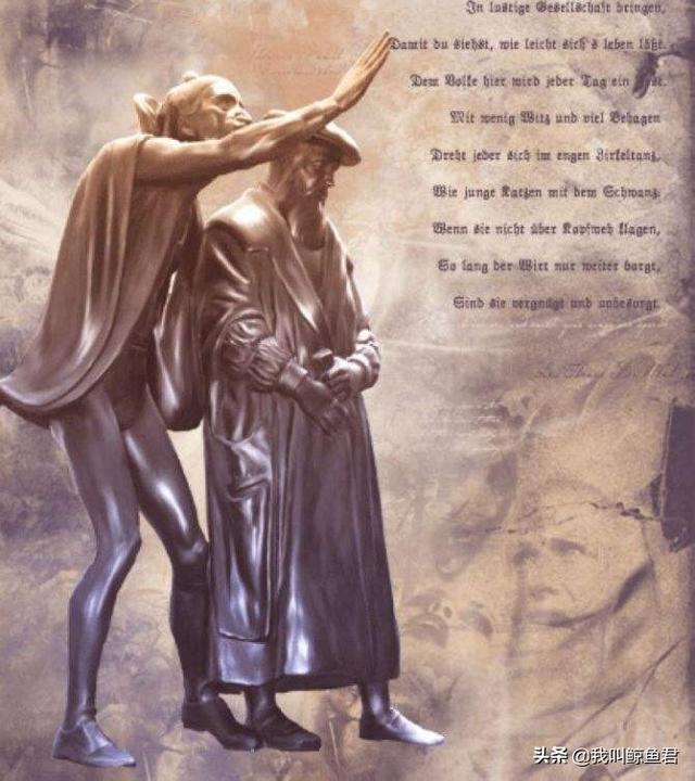 讀書心得 淺析《浮士德》主人公的人物形象 - 每日頭條