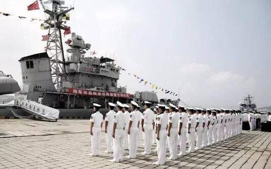國產第一代飛彈驅逐艦南昌艦退役 新用途曝光 - 每日頭條