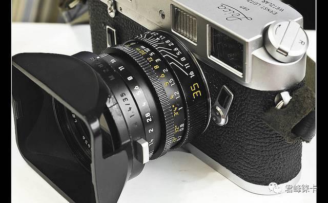 一旦擁有。夫復何求:徠卡35mm f/1.4 的前世今生 - 每日頭條