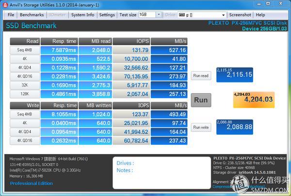 解決SSD掉速的正確姿勢!浦科特 M7VC 固態硬碟 入手 - 每日頭條