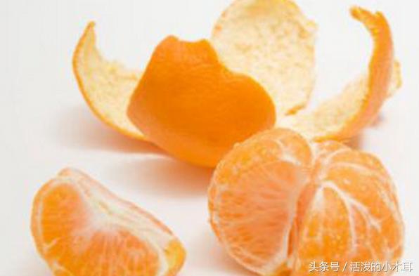 橘子皮的功效與用途 - 每日頭條