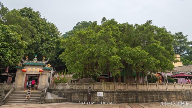 媽閣廟,了解澳門音譯「MACAU」的由來 - 每日頭條