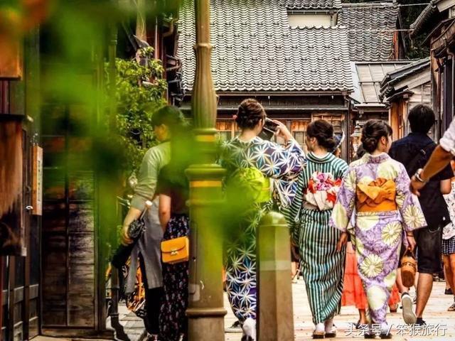 這些老街在旅遊攻略里不常見,帶你穿越回「銀魂」里的江戶時代 - 每日頭條