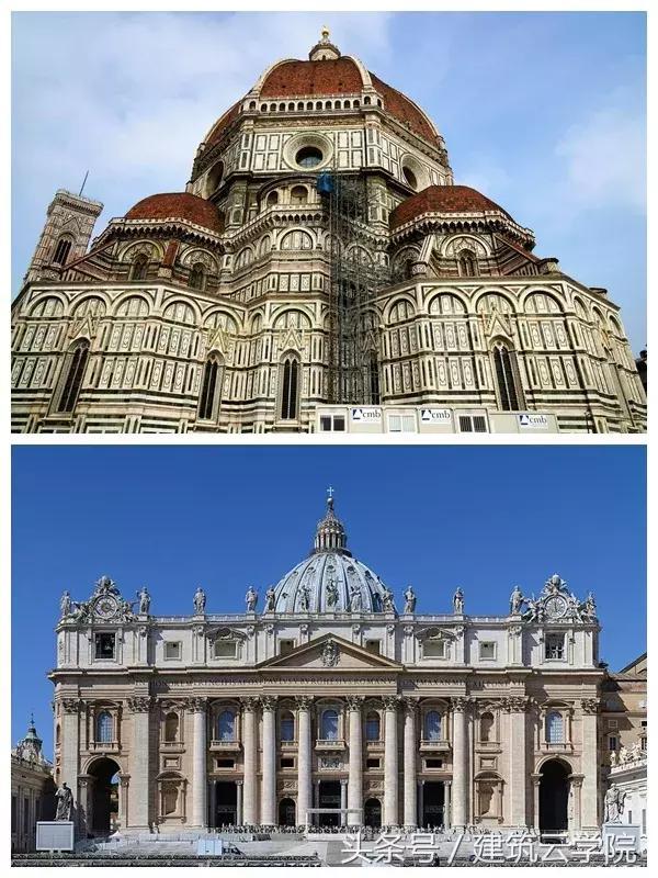 趣味掃盲|你所需要知道的有關於歐洲古建築的八種風格 - 每日頭條