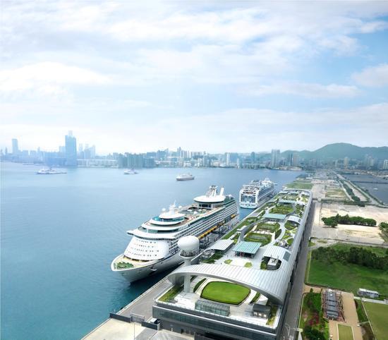 香港啟德機場全球最難飛機場之一成為歷史 也成為經典 - 每日頭條