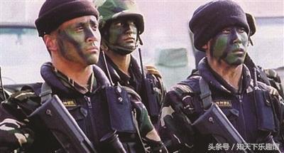 中國最具震撼力的八支特種部隊,哪支是你心目中的最強王者? - 每日頭條