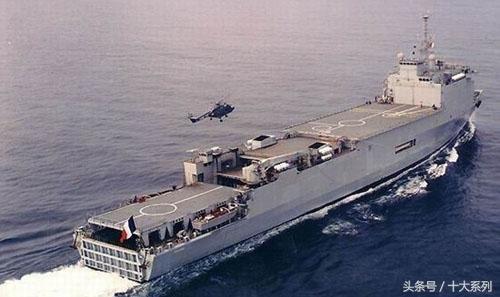 世界十大艦艇—兩棲登陸艦篇 - 每日頭條