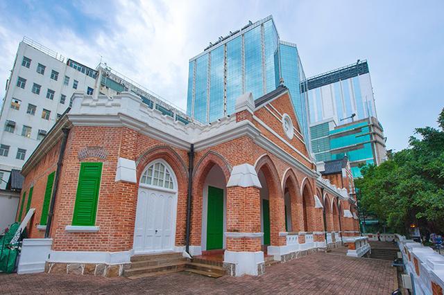 香港·實地探訪隱沒在繁華鬧市裡的尖沙咀歷史古蹟 - 每日頭條