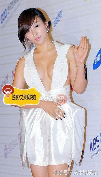 韓國女星李彩英現身活動。亮點太突出讓人挪不開眼睛。豁出去了 - 每日頭條